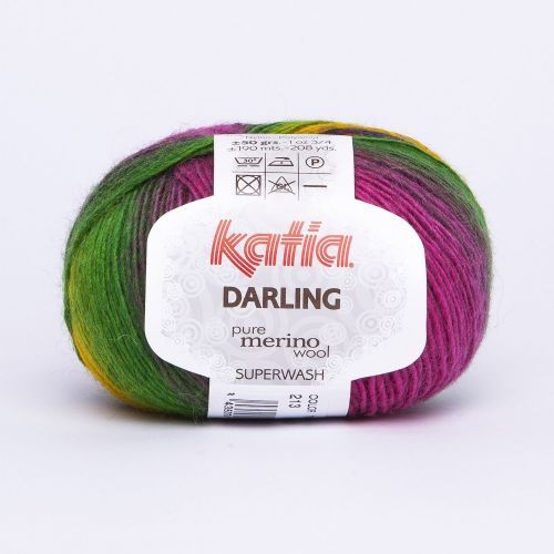 Katia Darling - Blend of lovely brights